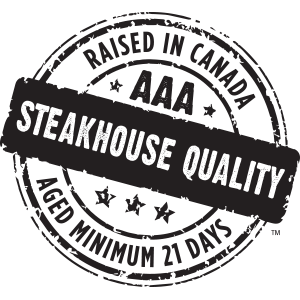 AAA Quality Steak