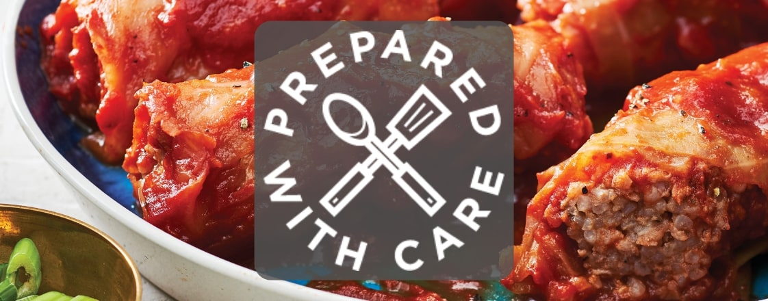 Prepared With Care | Cabbage Rolls