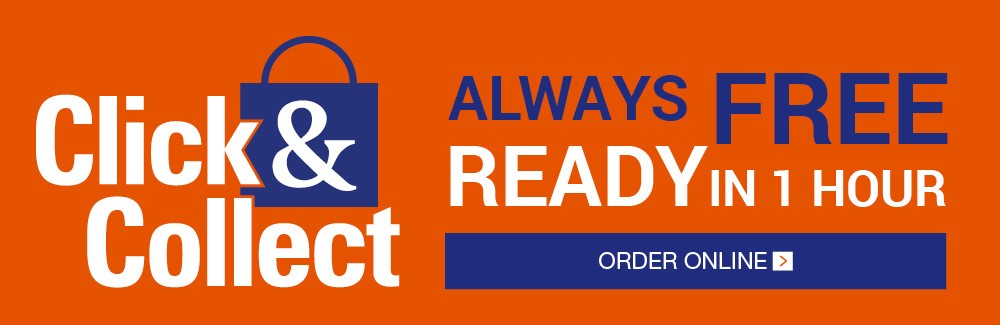 Order Online Pickup In Store With Click & Collect