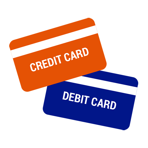 Credit Debit Cards