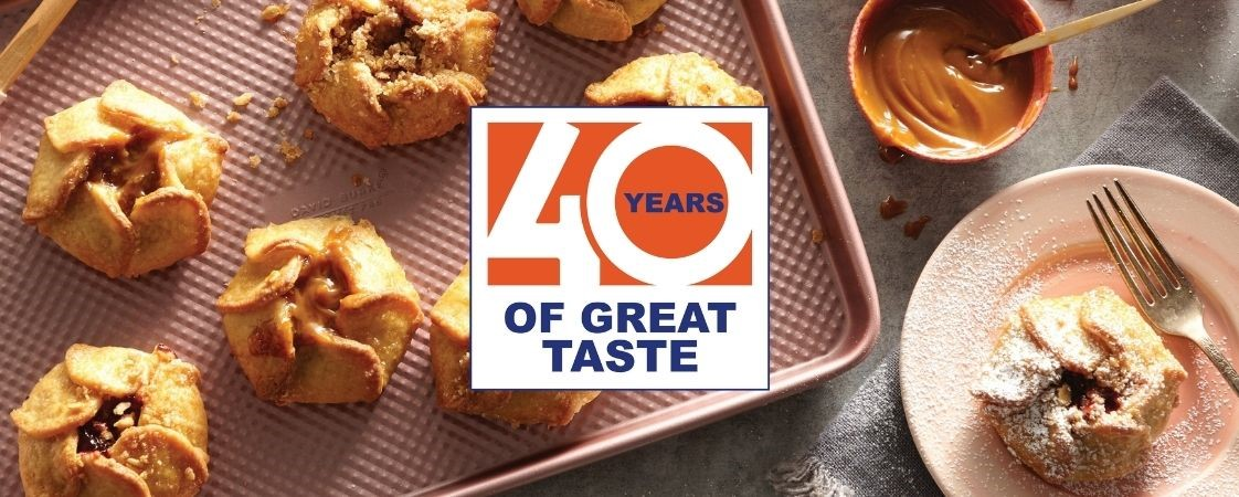 40 Years of Great Taste