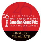 Retail Council of Canada Canadian Grand Prix New Product Awards Finalist