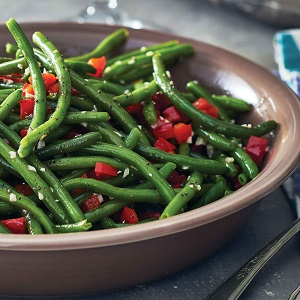 Haricots verts style bistro