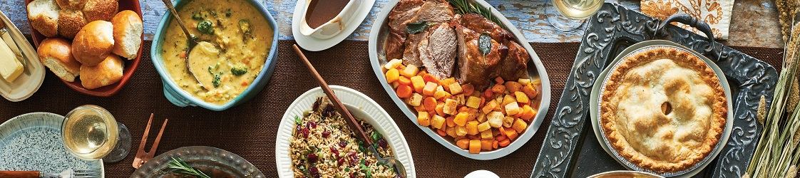 Fall Table Holiday Entertaining