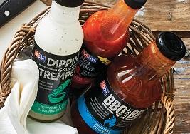 Les Aliments M&M - Condiments - Sauce barbecue - Condiments Sauce BBQ