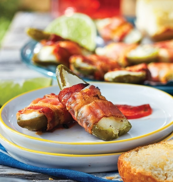 Bacon Wrapped Jalapeño Shooters™