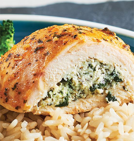 BISTRO CHICKEN® Ricotta and Spinach