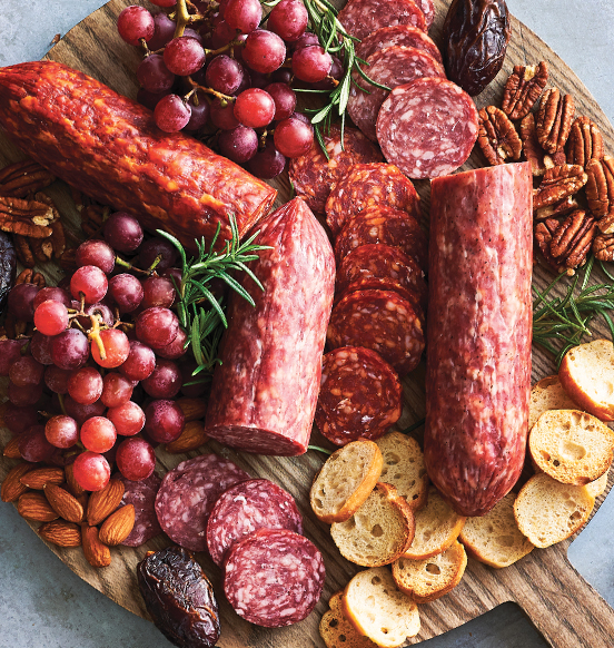 Dry Cured Sausage CHORIZO