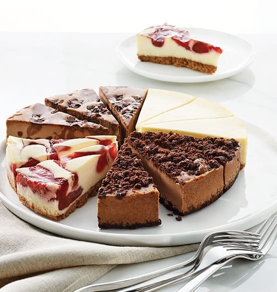 Cheesecake Variety Pack