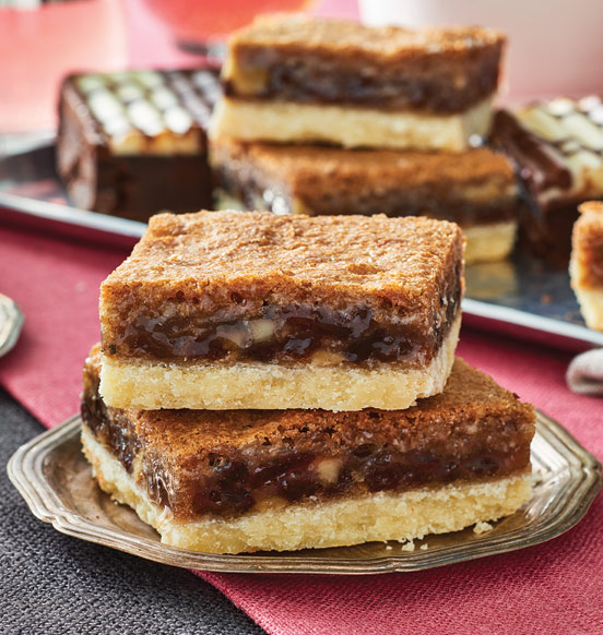 Buttertart Bars