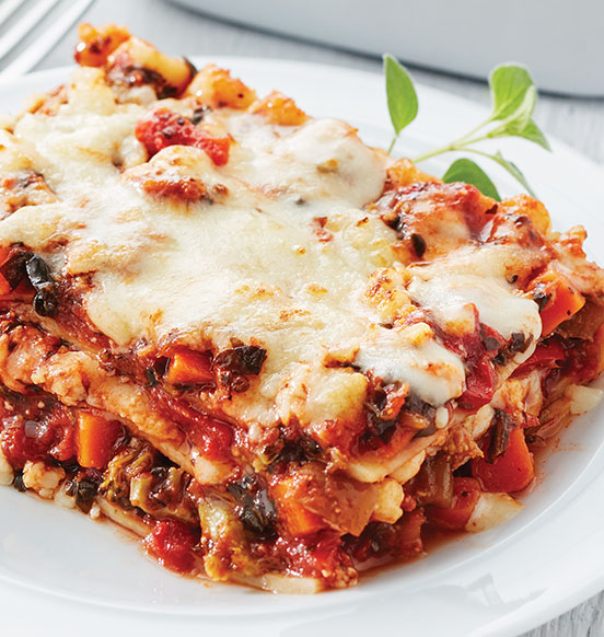 Vegetable Lasagna 2lb