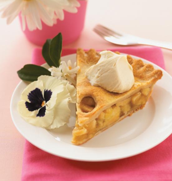 Maple Flavoured Mascarpone Cream